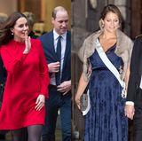 Was wäre ein Jahr ohne königlichen Nachwuchs? 2018 dürfen wir uns sowohl bei Herzogin Catherine, als auch bei Prinzessin Madeleine über Nachwuchs freuen. Und wer weiß, welche Überraschungen uns die Royals noch so bieten.