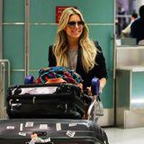 Kurz nach Bekanntgabe der Trennung von ihrem VerlobtenCharbel Aouad gönnt sich Sylvie Meis eine sonnige Auszeit in Florida. Und nach den Koffern zu urteilen, wird der Urlaub wohl etwas länger.