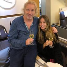 Thomas Gottschalk + Heidi Klum