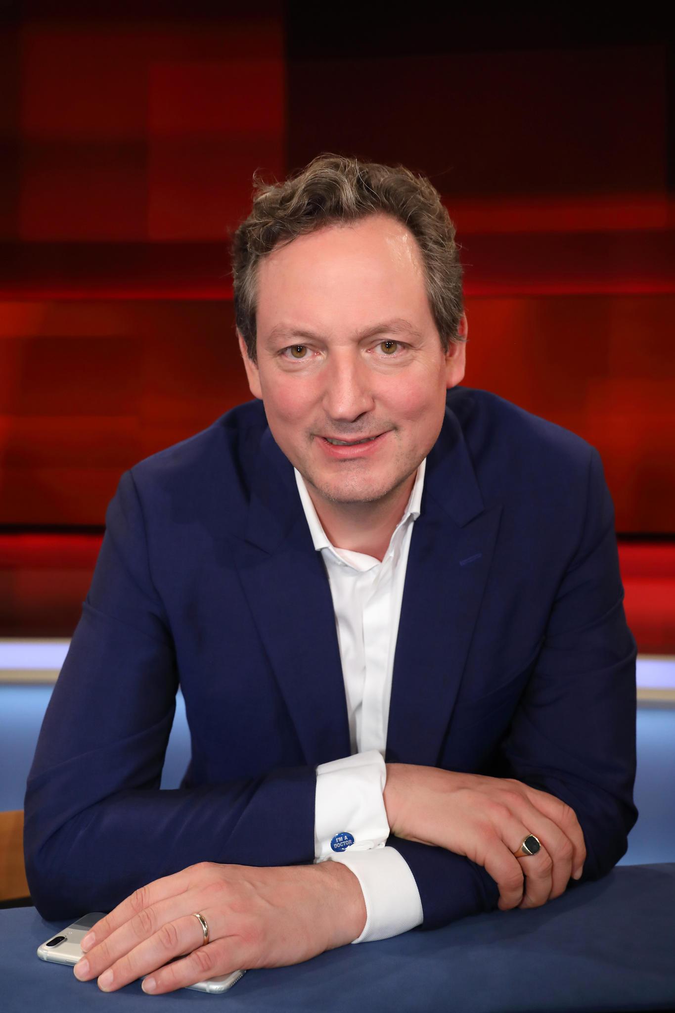 Dr Eckart Von Hirschhausen Mit Dieser Diät Hat Er Zehn Kilo