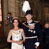 1. Januar 2018  Prinzessin Marie und Prinz Jochim sind ebenfalls dabei.