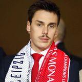 14. Louis Ducruet, Sohn von Prinzessin Stéphanie von Monaco und Daniel Ducruet