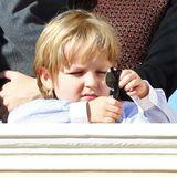 "5. Alexandre ""Sacha"" Casiraghi, ältester Sohn von Andrea Casiraghi und Tatiana Santo Domingo"