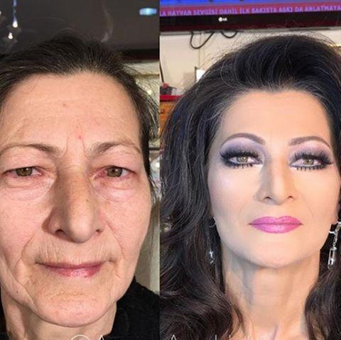 Die Looks von Anar Agakishiev lassen Frauen um Jahre jünger aussehen.