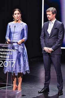 Prinzessin Mary + Prinz Ferderik