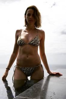 Wow! Mit diesem sexy Bikini-Schnappschuss beweist Eva Padberg, dass sie auch mit 37 noch problemlos mit ihren jüngeren Model-Kolleginnen mithalten kann. Um diesen Körper wird sie sicherlich sogar die ein oder andere 20-Jährige beneiden.