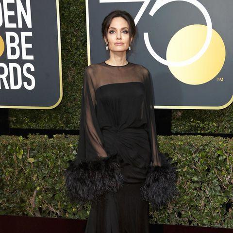 Die perfekte Diva: Angelina Jolie in Atelier Versace