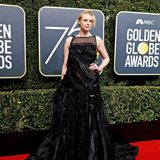 "Prächtig: ""Game of Thrones""-Star Gwendoline Christie in Giles Deacon"