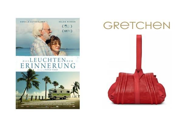 Wir verlosen ein Filmplakat und eine schicke Tasche von Gretchen.