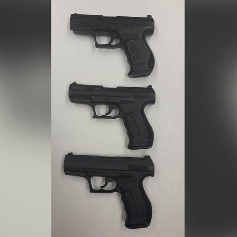Welche Waffe ist echt?