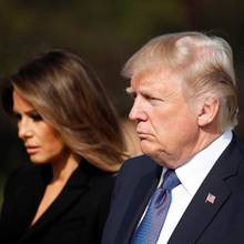 Donald Trump und Melania Trump - Ehepaar wider Willen?