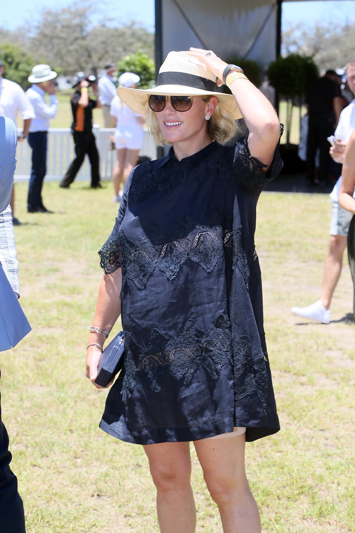 Schwangere Zara Phillips: Süß! Sie zeigt ihre Babykugel | GALA.de
