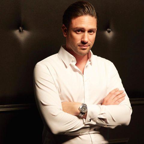 "Daniel Völz ist ""Der Bachelor"" 2018"