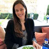 Ex-Tennis-Star Ana Ivanovic liebt ihr gesundes Frühstück.