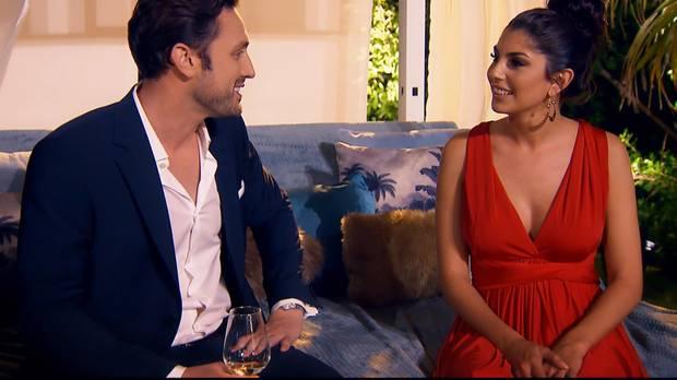 Der Bachelor im Gespräch mit Yeliz