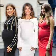 Cathy Hummels ist Mama, und GALA zeigt ihre schönsten Schwangerschaftslooks noch mal im Rückblick!