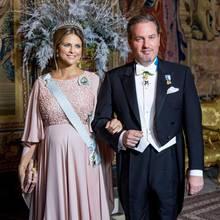 Prinzessin Madeleine + Chris O'Neill