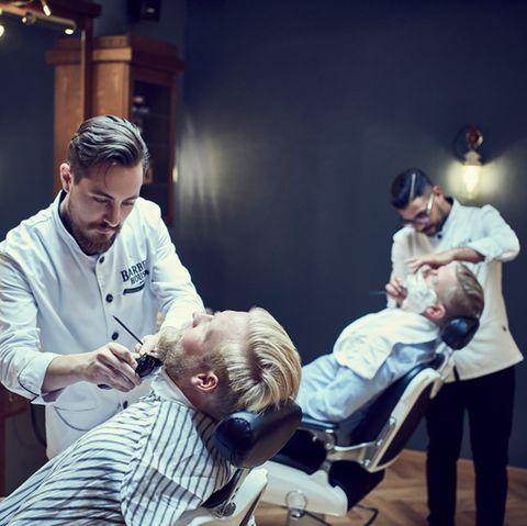 Gewinnspiel: Barber House