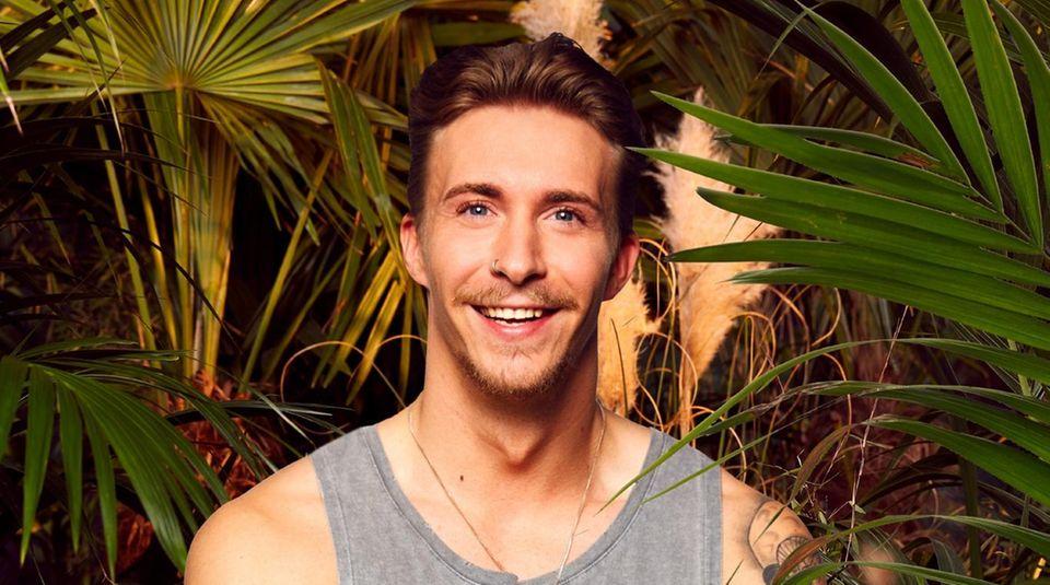 """Der Bachelorette-Gewinner und Musiker David Friedrichist sich der Herausforderung bewusst, die das Dschungelcamp 2018 für ihn bedeuten. """"Ich wage den Schritt und stelle mich dem Abenteuer."""""""