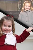 Prinzessin Charlotte + Sophia Ecclestone
