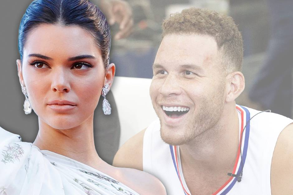 Kendall Jenner, Blake Griffin