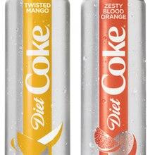 Die neuen Coca-Cola Sorten