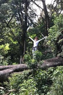 14. Januar 2018  Schauspielerin Naomi Watts teilt ein wundervolles Foto ihres Kenia-Trips.