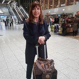 Auch Tina York ist bereit sich den Dschungelprüfungen zu stellen.