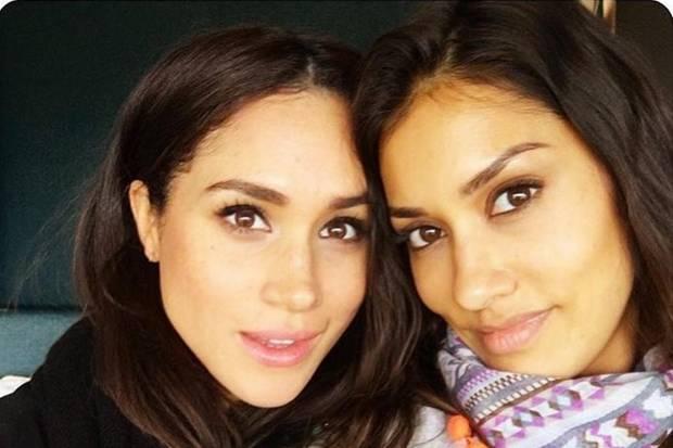 Die US-amerikanische Musikerin und Schauspielerin Janina Gavankar kennt Meghan Markle bereits seit 16 Jahren. Die beiden Frauen verbindet eine Freundschaft. Janina könnte deshalb auch die Trauzeugin Markles werden.
