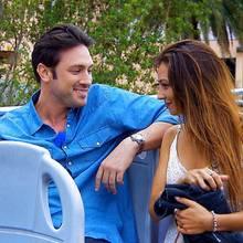 Daniel auf Flirtkurs mit Kristina