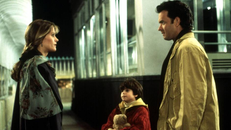 Meg Ryan, Ross Malinger, Tom Hanks