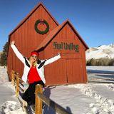 Der Schnee macht Reese Witherspoon ganz schön happy.Gemeinsam mit Ehemann Jim Toth befindet sie sich gerade in Sun Valley, Idaho.