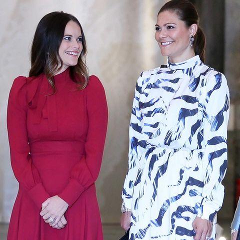 Prinzessin Sofia + Prinzessin Victoria
