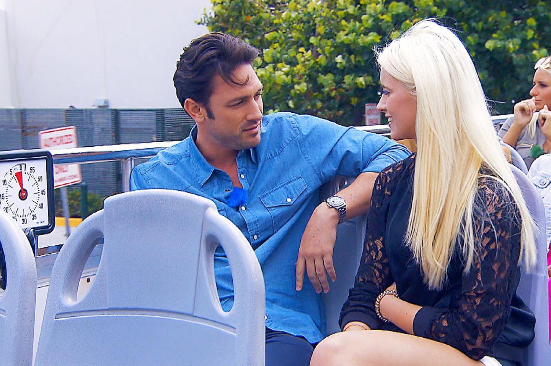 Beim Speed-Dating ist Clarissa klar geworden, dass sie sich von Daniel Völz verabschieden muss.