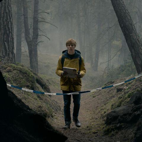 "Hauptdarsteller Louis Hofmann in ""Dark"""