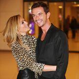 10. Januar 2014  Helene und ihr Florian geben ein stylishes Paar ab.