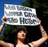 Wie wahr: Frauen, die sich gut benehmen, machen nur selten Geschichte!