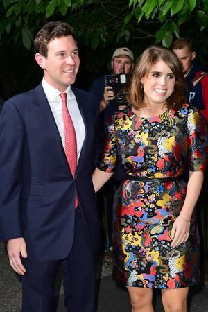 """Jack Broosbank hat um die Hand von Prinzessin Eugenie angehalten - und sie hat """"ja"""" gesagt"""