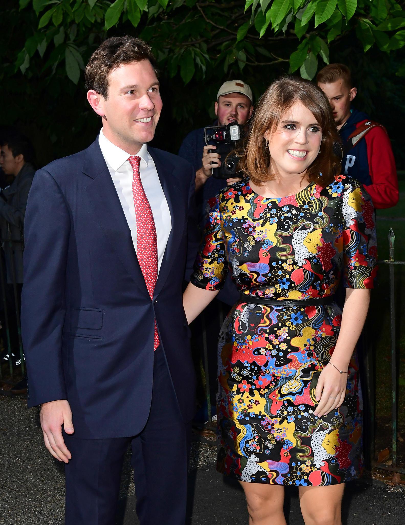 Prinzessin Eugenie von York ist verlobt