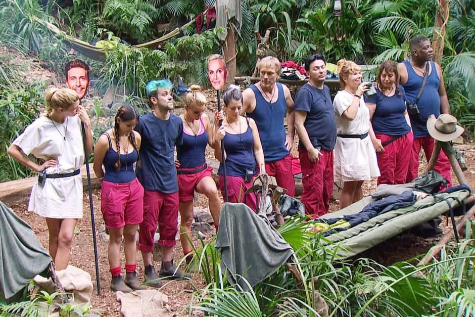 Der vierte Tag im Dschungelcamp