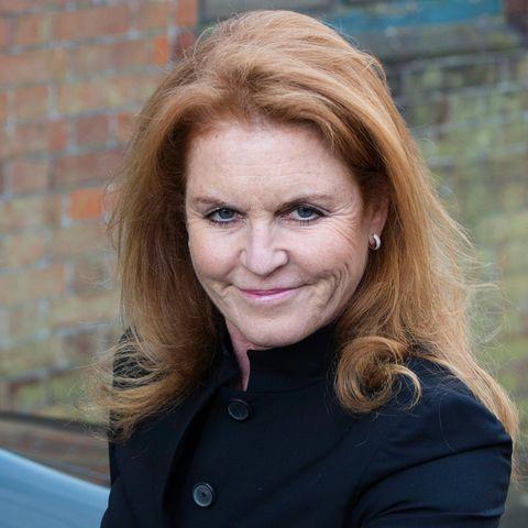 Sarah Ferguson, die Herzogin von York und Mutter von Eugenie