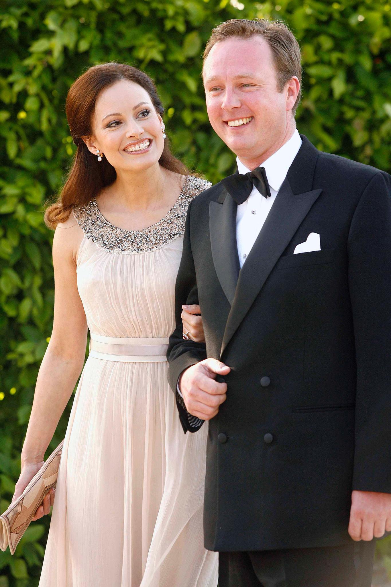 Carina Axelsson und Prinz Gustav von Sayn-Wittgenstein-Berleburg sind lange liiert und auch ohne Trauschein häufig zu Gast auf royalen Festen. 2008 beispielsweise beim 40. Geburtstag von Prinz Frederik, dem Cousin von Gustav.