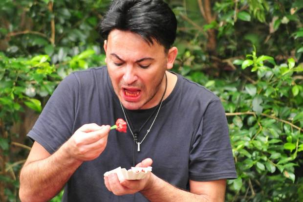 Matthias Mangiapane: In der Dschungelprüfung gab es Schweine-Anus in Currywurst-Form.