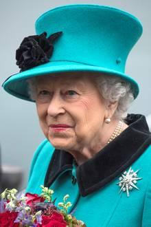 Queen Elizabeth II. stellte extra ein Programm zusammen, mit dem die US-Schauspielerin Meghan in eine Vorzeige-Royalista verwandelt werden soll