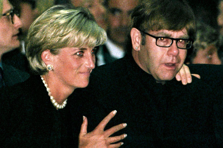 Diana (†), Elton John
