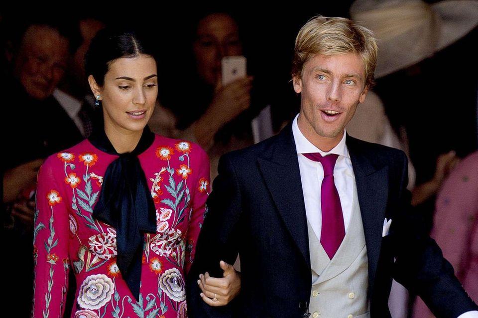 Prinz Christian von Hannover +Alessandra de Osma