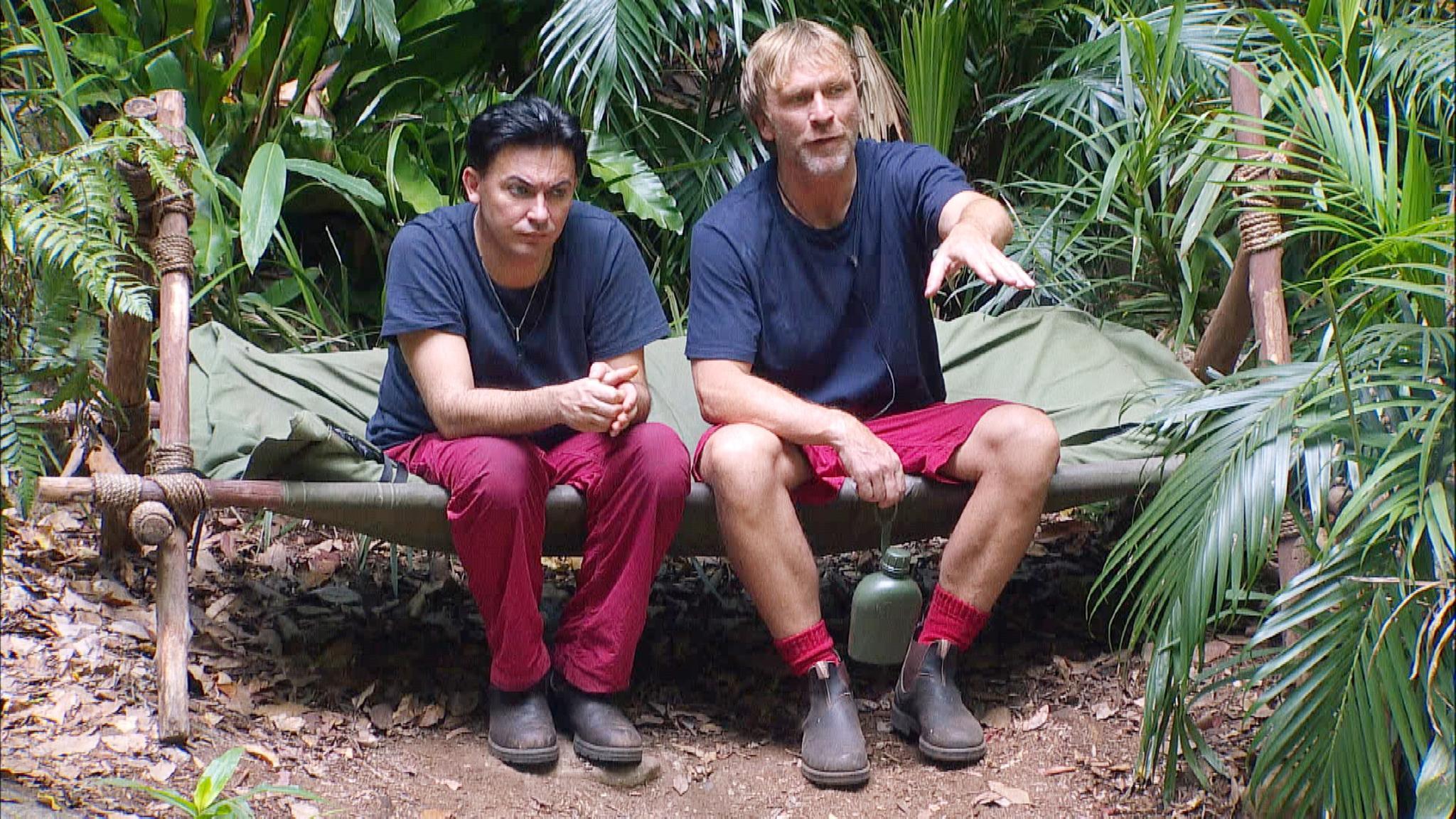 Matthias und Ansgar im Mecker-Modus