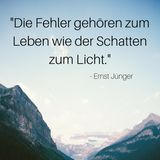 Ernst Jünger war ein deutscher Schriftsteller (1895-1998) und begeisterte schon zu Lebzeiten mit seiner positiven Lebensphilosophie. Auch heute zitiert man ihn noch gerne.