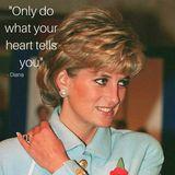 Dieses Zitat passt wohl zu Dianas inoffiziellem Titel: Die Prinzessin der Herzen.