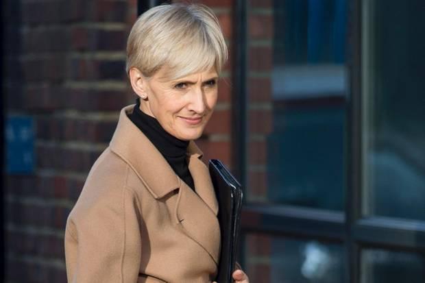 Catherine Quinn ist seit Oktober 2017 die Privatsekretärin von Kate